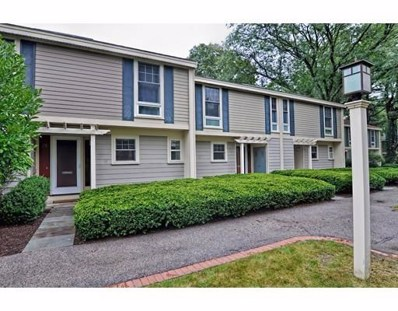 11 Oak St UNIT 26, Wellesley, MA 02482 - #: 72394531