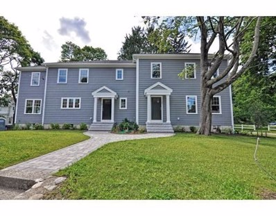 28 Marion Street UNIT A, Natick, MA 01760 - #: 72394706