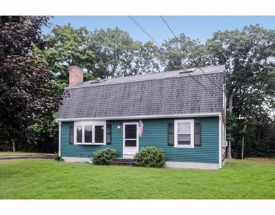 261 Tremont St, Rehoboth, MA 02769 - #: 72394865