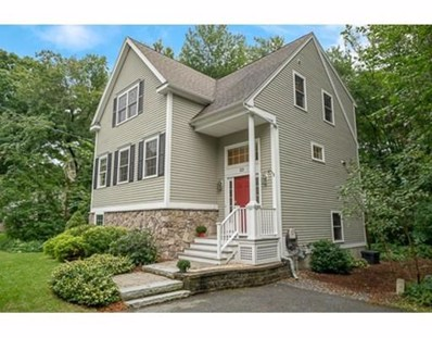 23 Criterion Road, Reading, MA 01867 - #: 72394878