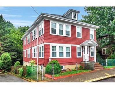 32 Maynard, Boston, MA 02131 - #: 72394938