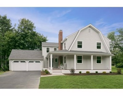 22 Longfellow Rd, Lexington, MA 02420 - #: 72395002