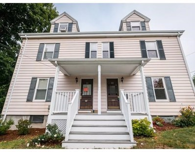 22 Irving Park UNIT 22, Watertown, MA 02472 - #: 72395160