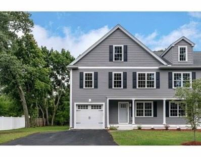 25 Hawthorne St UNIT 1, Woburn, MA 01801 - #: 72395188