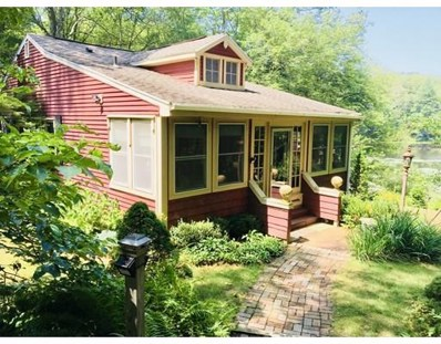 153 Shoreline Dr, West Brookfield, MA 01585 - #: 72395551