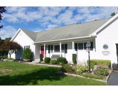 6 Plainville Cir, South Hadley, MA 01075 - #: 72395784