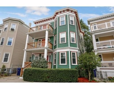 32 Roseclair St UNIT 3, Boston, MA 02125 - #: 72395790