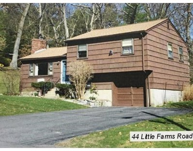 44 Little Farms Rd, Framingham, MA 01701 - #: 72396485