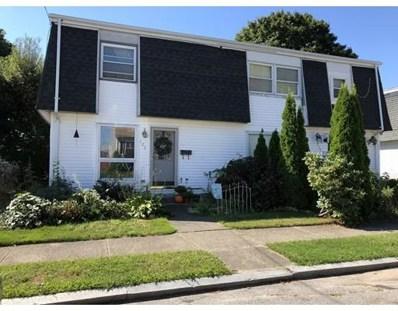 122 Osborn St UNIT D-2, New Bedford, MA 02740 - #: 72396917
