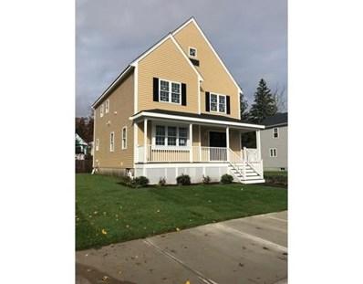 43 Leach Avenue, Brockton, MA 02301 - #: 72397278