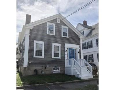 58 Washington Street, New Bedford, MA 02740 - #: 72397354
