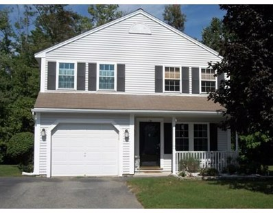 78 Juniper Lane UNIT 78, Tewksbury, MA 01876 - #: 72397611