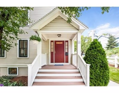 243 Forest Hills St UNIT 243, Boston, MA 02130 - #: 72397889