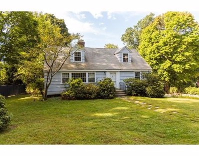 45 Seaward Rd, Wellesley, MA 02481 - #: 72398099