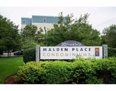 30 Franklin St UNIT 102, Malden, MA 02148 - #: 72398326