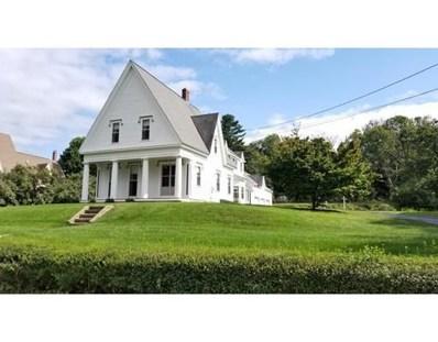 9 Cottage Street, Douglas, MA 01516 - #: 72398642