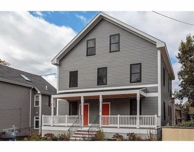 18 Adams St UNIT 1, Somerville, MA 02145 - #: 72398688