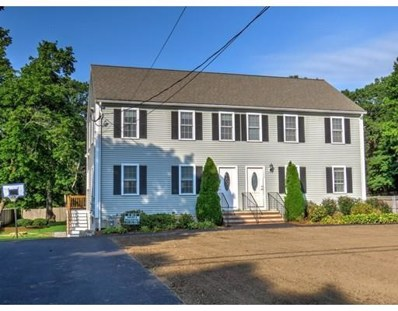 556 Adams Street UNIT 1, Abington, MA 02351 - #: 72398909