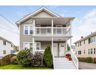 22 Dartmouth Street UNIT 22, Arlington, MA 02474 - #: 72399075