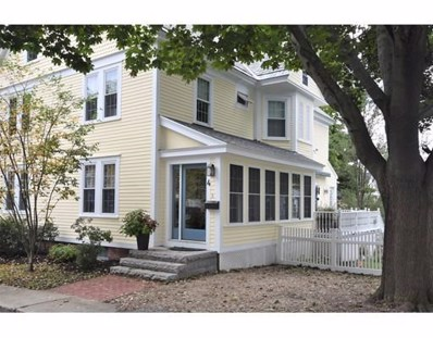4 Essex St UNIT 2, Amesbury, MA 01913 - #: 72399165