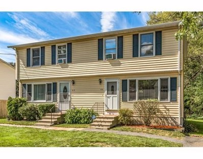 44 Palisades St, Worcester, MA 01604 - #: 72399247