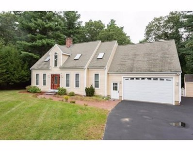 7 Anna May Circle, Bridgewater, MA 02324 - #: 72399424