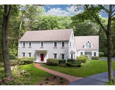 27 Saddle Hill Road, Weston, MA 02493 - #: 72400009