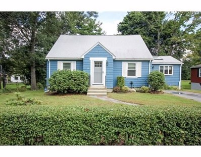 44 Walter St, Worcester, MA 01609 - #: 72400450