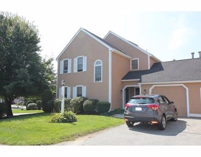 41 Whittier Meadows Dr UNIT 41, Amesbury, MA 01913 - #: 72400603