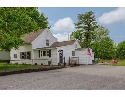 22 Leighton St, Pepperell, MA 01463 - #: 72400800