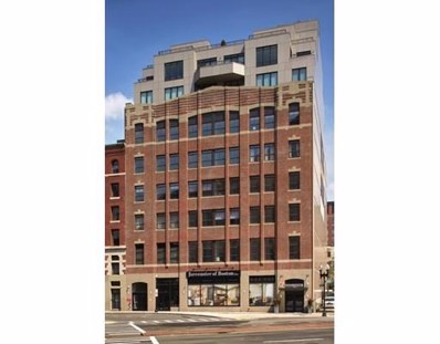 121 Portland Street UNIT 801, Boston, MA 02114 - #: 72400993