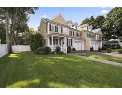 17 Irving Street UNIT 17, Newton, MA 02459 - #: 72401198