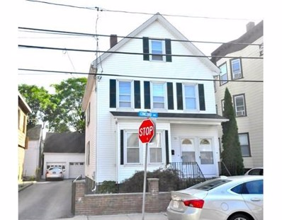 38 Concord Ave, Somerville, MA 02143 - #: 72401393