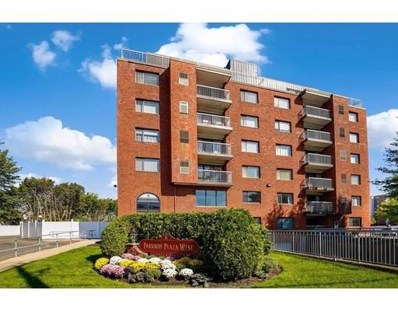 8 9TH Street UNIT 702, Medford, MA 02155 - #: 72401449