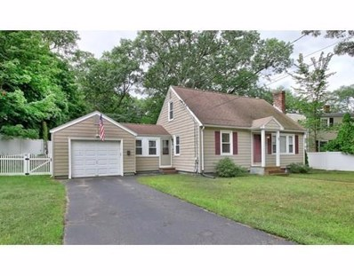 17 Top Hill Ave, Dedham, MA 02026 - #: 72401644