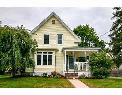 37 Hobart Sq, Whitman, MA 02382 - #: 72401787
