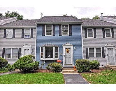 4 Spruce Tree Lane UNIT 39, Norton, MA 02766 - #: 72402112