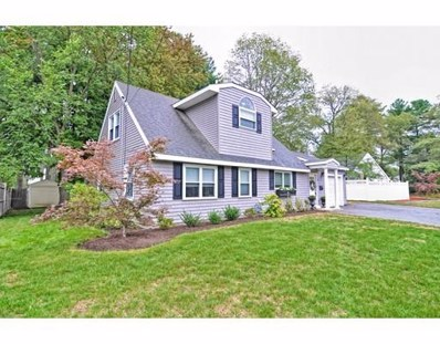 18 Curtis Road, Natick, MA 01760 - #: 72402487