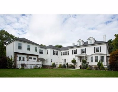 1 Edmunds Road, Wellesley, MA 02481 - #: 72402712