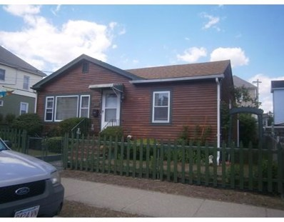 107 Shaw Street, New Bedford, MA 02745 - #: 72402872