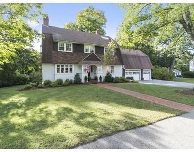 117 Grove Street, Wellesley, MA 02482 - #: 72402932