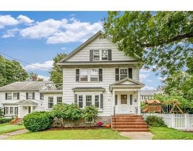 21 Sidley Rd., Boston, MA 02132 - #: 72403250