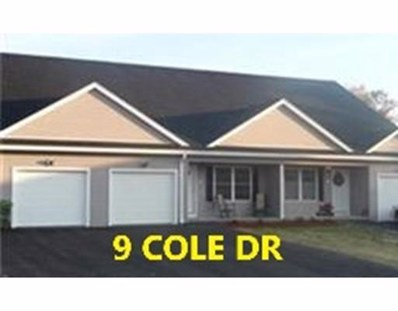 9 Cole Dr UNIT 9, Oxford, MA 01537 - #: 72403268