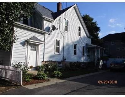 103 Niagara St, Fall River, MA 02721 - #: 72403390