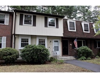 8 Treetop Ln UNIT 3, Kingston, MA 02364 - #: 72403821