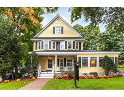 38 Park Ave, Winchester, MA 01890 - #: 72403990