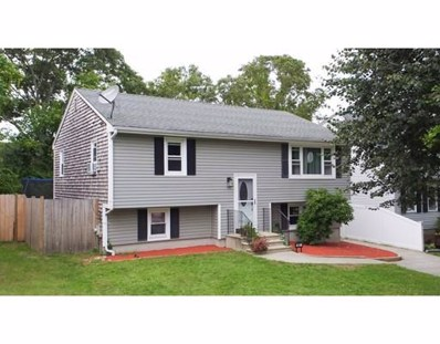 45 Julie Place, New Bedford, MA 02740 - #: 72404462