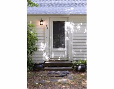 26 Captain Linnell Rd, Orleans, MA 02653 - #: 72404512