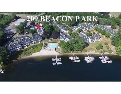 209 Beacon Park UNIT 209, Webster, MA 01570 - #: 72404581