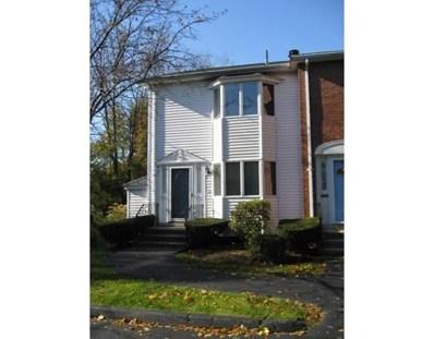 301 Washington St UNIT 1, Braintree, MA 02184 - #: 72404905